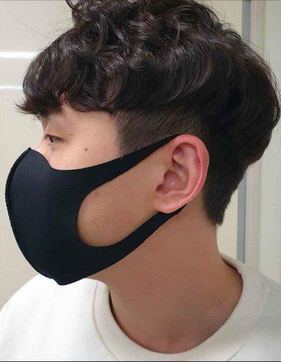 Antibacterial-Mask-side