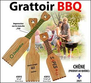Grattoir BBQ