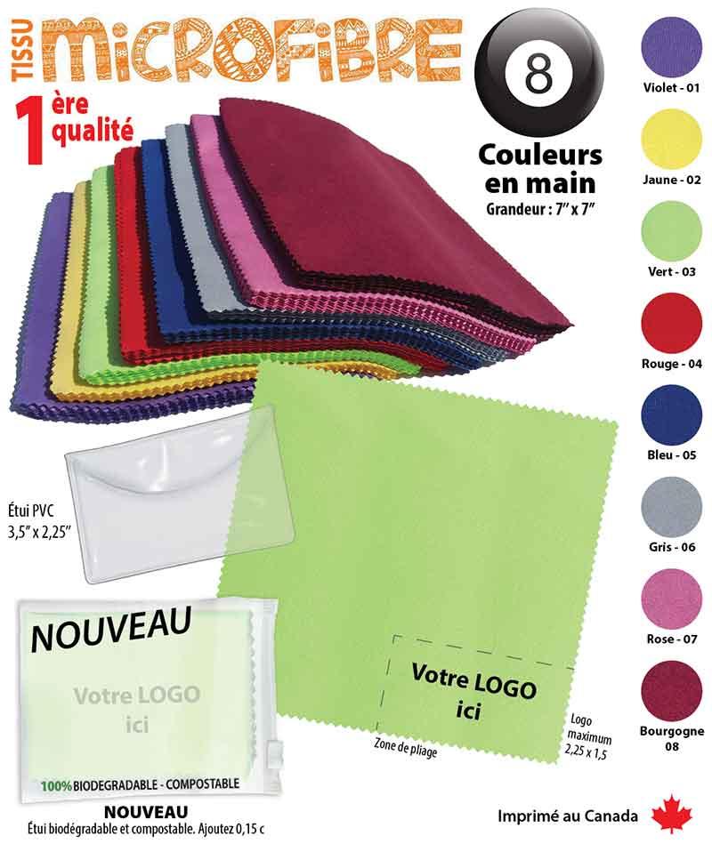 Microfibre couleur unie 2