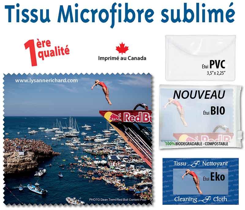 Microfibre et PVC 2021